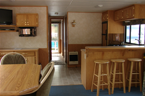 New Houseboat